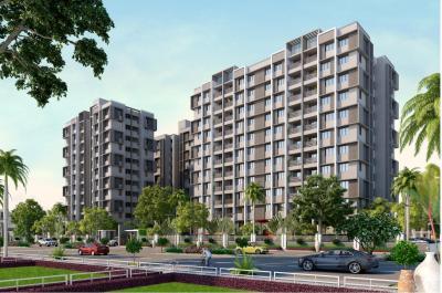 Gallery Cover Image of 1314 Sq.ft 2 BHK Apartment for buy in Kala Kalasagar Skyz, Vejalpur for 5600000