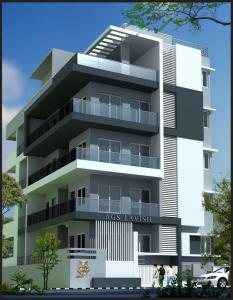 Gallery Cover Image of 1320 Sq.ft 3 BHK Apartment for buy in Aradhya Ags Lavish, Annapurneshwari Nagar for 6598680