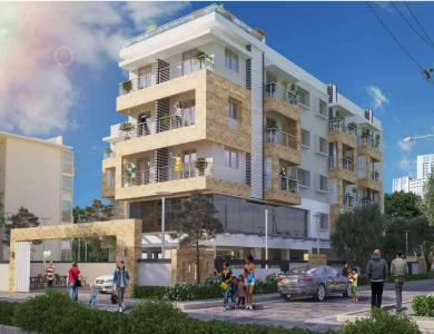 Gallery Cover Image of 1200 Sq.ft 2 BHK Apartment for buy in Comfort Meadows, Kaval Byrasandra for 6500000