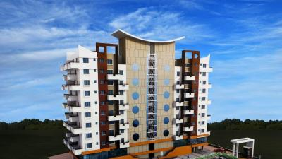 Gallery Cover Image of 713 Sq.ft 2 BHK Apartment for rent in Mangal Dhaara, Punawale for 15000