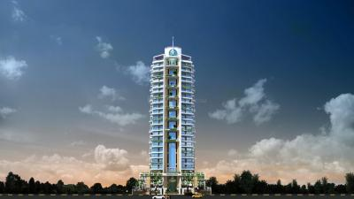 Gallery Cover Image of 1150 Sq.ft 2 BHK Apartment for rent in Siddharth Geetanjali Jewel, Kharghar for 25000