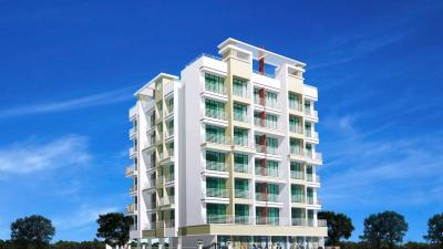 Gallery Cover Image of 665 Sq.ft 1 BHK Apartment for rent in Om Sai Riddhi Siddhi Supreme Arcade, Karanjade for 7000