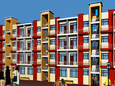 Gallery Cover Pic of KBD Mannat Floors