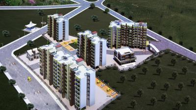 Gallery Cover Image of 550 Sq.ft 1 BHK Apartment for buy in Saj Saj Shrushti, Khidkali for 3000000