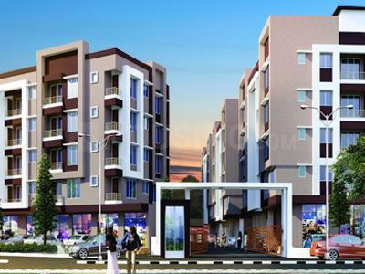 Gallery Cover Pic of Vapi Steel Surya Residency