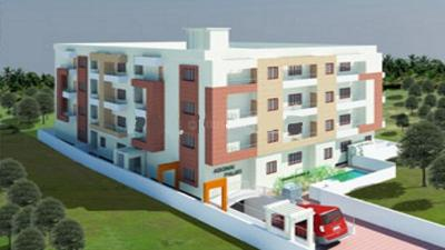 Gallery Cover Image of 978 Sq.ft 2 BHK Apartment for rent in Adonai Palms, Kothanur for 13000