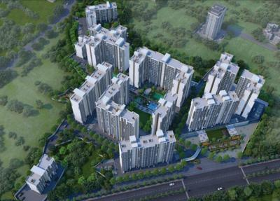 Gallery Cover Image of 600 Sq.ft 1 BHK Apartment for buy in Godrej Vihaa Phase 5, Badlapur East for 3300000