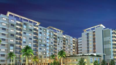 Gallery Cover Image of 1240 Sq.ft 2 BHK Apartment for rent in HRC Ibbani, Jakkur for 25000