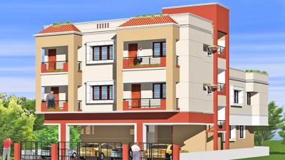 Gallery Cover Image of 1400 Sq.ft 3 BHK Independent House for rent in BK Sigaram Castle,  South kolathur for 25000