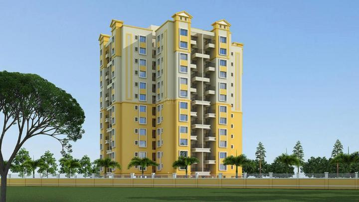 Gallery Cover Pic of Kolte Patil Crown C1