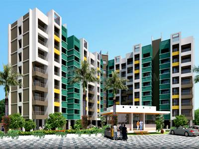 Gallery Cover Pic of Om Sai Complex Phase - II