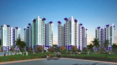 Gallery Cover Image of 656 Sq.ft 1 BHK Apartment for buy in Techman Moti Residency, Raj Nagar Extension for 1870000