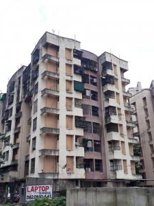 Gallery Cover Image of 611 Sq.ft 1 BHK Apartment for rent in Bhakti Park, Kasarvadavali, Thane West for 16000
