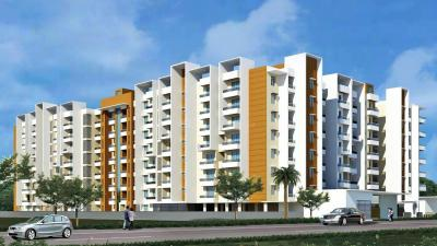Gallery Cover Image of 1680 Sq.ft 3 BHK Apartment for rent in Sandeep Square, Bhoganhalli for 45000