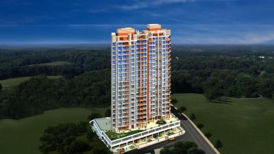 Gallery Cover Image of 1060 Sq.ft 2 BHK Apartment for buy in Marvel Shanti Heights, Kopar Khairane for 13400000
