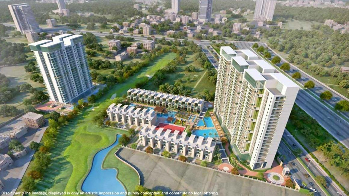 Gallery Cover Pic of Mahagun Meadows Highrise