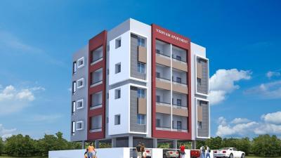 Gallery Cover Pic of Siddhesh Vishvam Apartment
