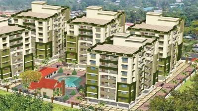 2, 3, 4 BHK Apartments