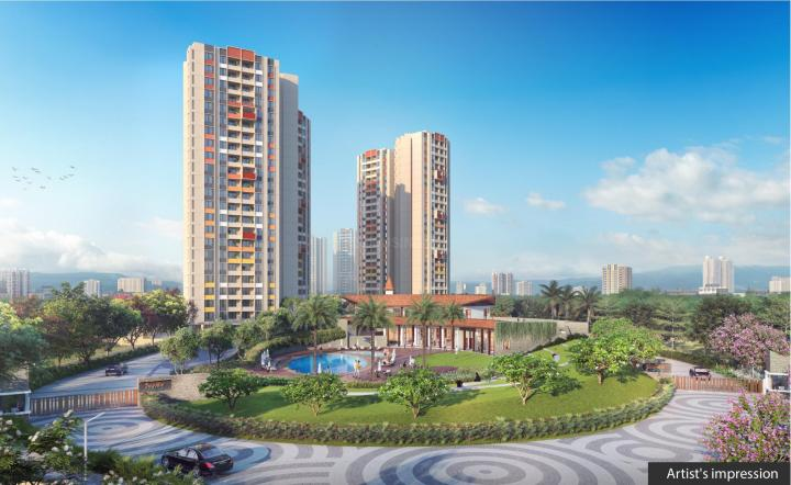 Gallery Cover Pic of Joyville Hadapsar Annexe Phase 4