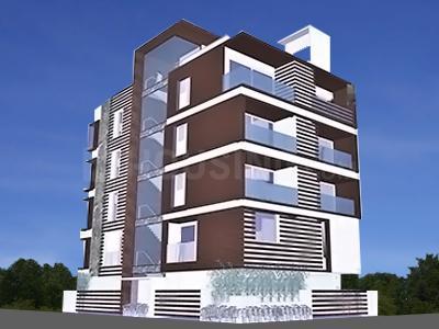 Gallery Cover Image of 1000 Sq.ft 3 BHK Apartment for buy in Vertex Dwelling Sai Upvan/E 43, Nai Basti Dundahera for 6300000