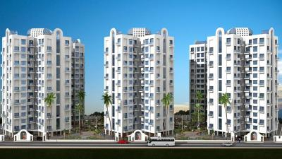 Gallery Cover Image of 1300 Sq.ft 3 BHK Apartment for rent in M Baria Bldg No 3 Rose, Virar West for 22000