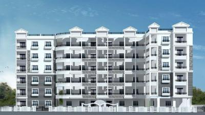 Gallery Cover Image of 1210 Sq.ft 2 BHK Apartment for buy in Bliss Meadows, Miyapur for 7800000