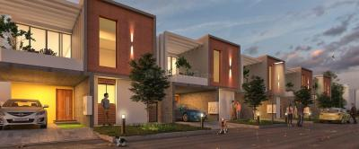 Gallery Cover Image of 1700 Sq.ft 3 BHK Villa for buy in Sark Town Homes, Shankarpally for 7500000