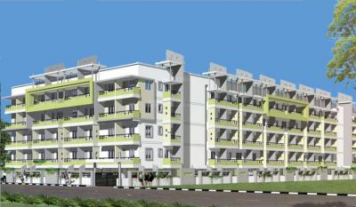 Gallery Cover Image of 650 Sq.ft 1 BHK Independent Floor for rent in Mahaveer Wilton, JP Nagar for 11000