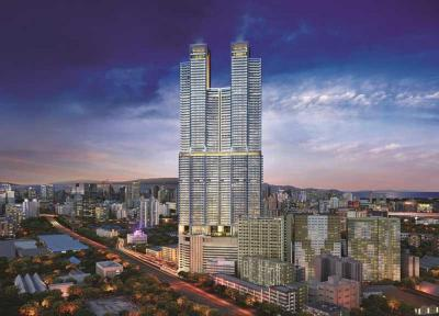 Gallery Cover Image of 2950 Sq.ft 3 BHK Apartment for buy in Lokhandwala Minerva 1A 1B And 1C, Lower Parel for 90000000