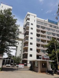 Gallery Cover Image of 800 Sq.ft 1 BHK Apartment for rent in IMG Elite Apartment, JP Nagar 9th Phase for 14500