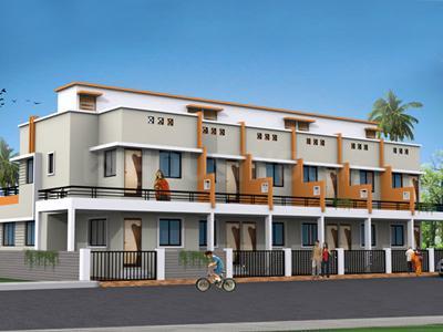 Rakholiya Sai Ram Row Houses