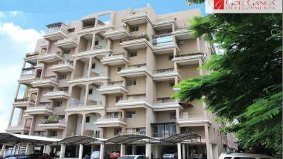 Gallery Cover Image of 820 Sq.ft 2 BHK Apartment for rent in Goel Ganga Osian Park, Katraj for 13000