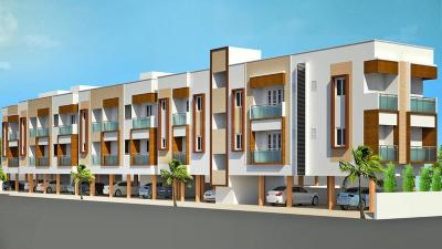 Gallery Cover Image of 960 Sq.ft 2 BHK Apartment for buy in EXL Brindavan, Madhanandapuram for 5400000