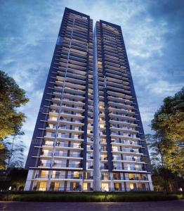 Gallery Cover Image of 1001 Sq.ft 2 BHK Apartment for buy in Godrej Meridien, Sector 106 for 12000000