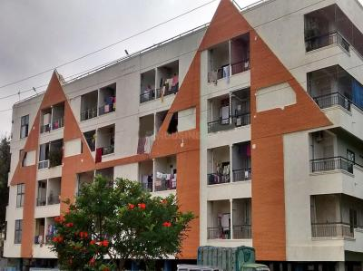 Gallery Cover Image of 1800 Sq.ft 3 BHK Apartment for rent in Mansion, Sahakara Nagar for 20000