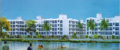 Gallery Cover Image of 600 Sq.ft 1 BHK Apartment for rent in Konnark River City, Koproli for 6000