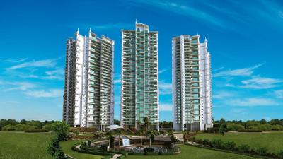 Gallery Cover Image of 3000 Sq.ft 4 BHK Independent Floor for rent in Mahagun Mezzaria, Sector 78 for 48000