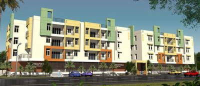 Gallery Cover Image of 1715 Sq.ft 3 BHK Apartment for buy in Putha Ananda Nilaya, Marathahalli for 8500000