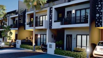 Gallery Cover Image of 733 Sq.ft 2 BHK Apartment for buy in Regal Homes Kasturi, Awadhpuri for 2200000
