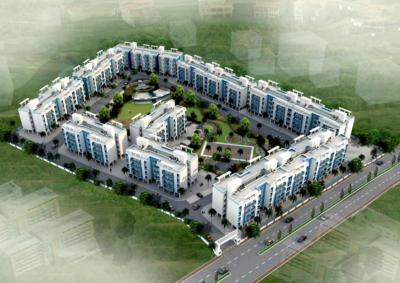 Gallery Cover Image of 640 Sq.ft 2 BHK Apartment for rent in Tirupati Balaji Nisarg, Shiraswadi for 4000