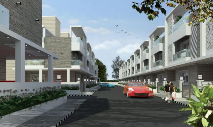 Gallery Cover Pic of Sowjanya Constructions Villass