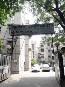 Gallery Cover Image of 900 Sq.ft 2 BHK Apartment for buy in Vikrant Apartments, Sector 13 Rohini for 11500000