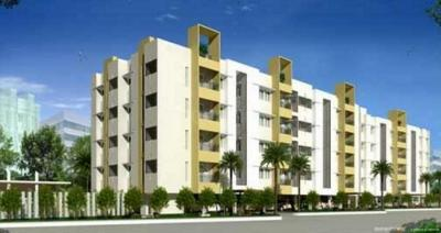 Gallery Cover Image of 1261 Sq.ft 3 BHK Apartment for buy in Asvini Amarisa, Manapakkam for 8500000