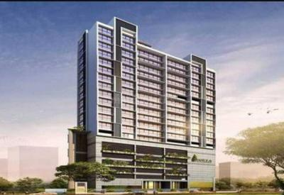 Gallery Cover Image of 1100 Sq.ft 3 BHK Apartment for rent in Shivalik Garden Court, Dadar East for 90500