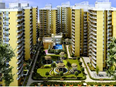 Gallery Cover Pic of Jaiswal Saffron City