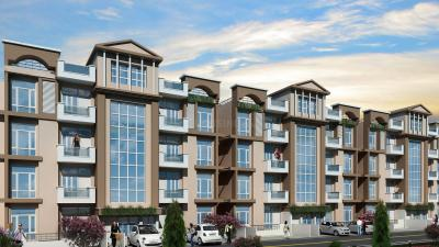 Gallery Cover Image of 1292 Sq.ft 2 BHK Apartment for rent in SRS Pearl Floors, Neharpar Faridabad for 12000
