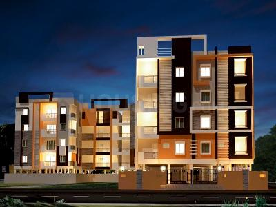 Gallery Cover Image of 1150 Sq.ft 2 BHK Apartment for rent in Vyshnavi Sri Vyshnavi Towers, Krishnarajapura for 15000