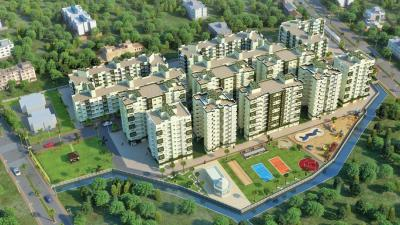 Gallery Cover Pic of S S Land Developers Namo Shivaasthu City Building No 5