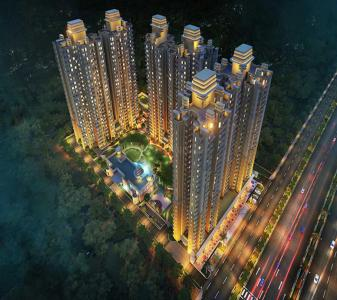 Gallery Cover Image of 1375 Sq.ft 3 BHK Apartment for buy in CRC Joyous, Noida Extension for 5300000
