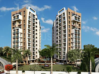 Gallery Cover Image of 600 Sq.ft 3 BHK Apartment for rent in Infinity Emaad, Sarkhej- Okaf for 12000